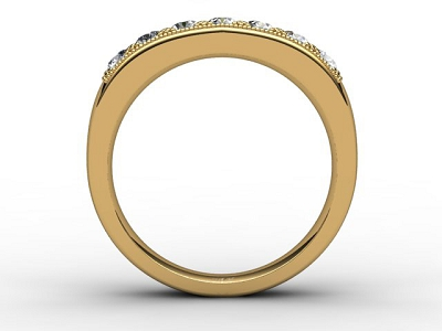 88-18013 Diamond Ring Image - 02