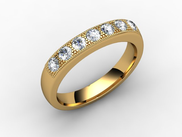 88-18013 Diamond Ring Image - 05