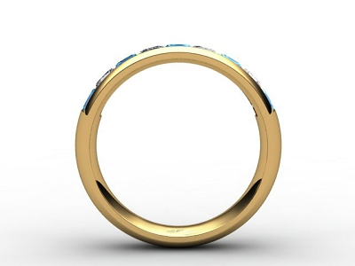 88-18100-113 Diamond Ring Image - 02
