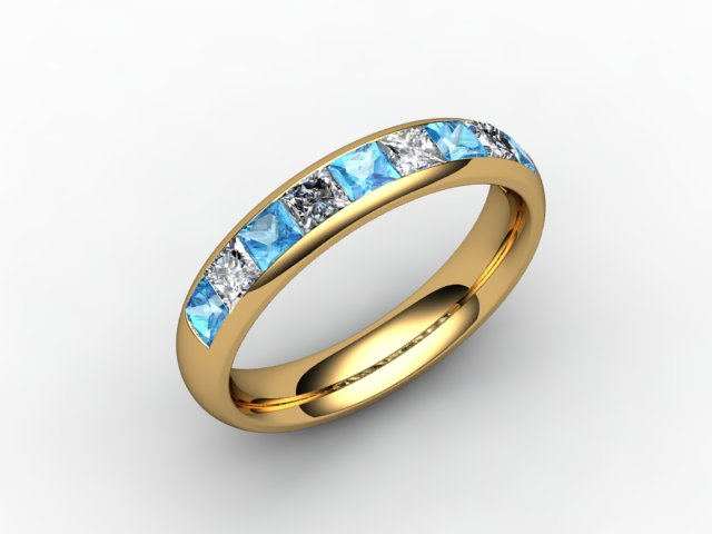 88-18100-113 Diamond Ring Image - 05