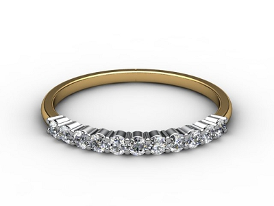88-28118 Diamond Ring Image -01