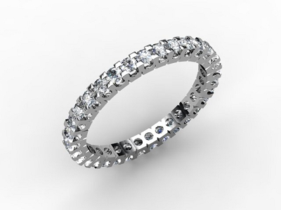 88-66063 Diamond Ring Image - 05