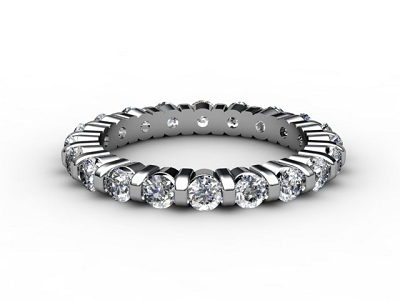 88-66096 Diamond Ring Image - 01
