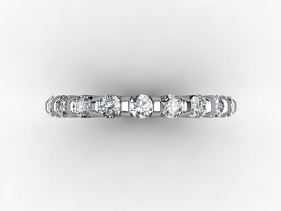 88-66096 Diamond Ring Image - 04