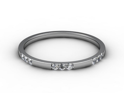 88-66119 Diamond Ring Image -01