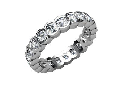 w88-05097 Diamond Ring Image -01