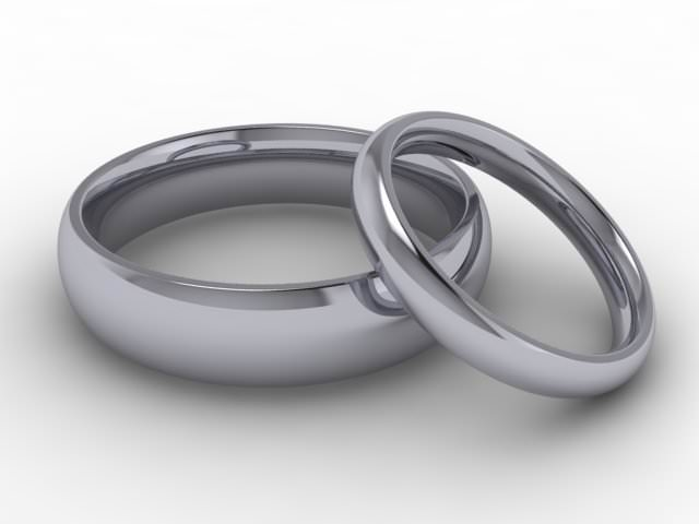 Wedding Rings DG designer maker