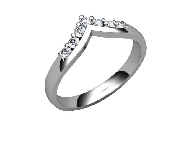 Wedding Rings Diamond Wishbone Diamond DiamondGeezercom